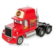 New Disney Store Exclusive CARS Mack Truck Deluxe Diecast Vehicle - $29.99