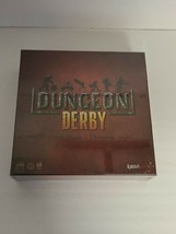 Rabbiteer Dungeon Derby Family Friendly Strategy Board Game Standard Edi... - $20.00