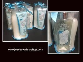 Body Fantasies White Musk Full Size Gift Sets Lot of 4 - $59.99