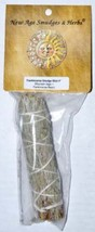 "4"" Sage & Frankincense smudge stick - $4.99"