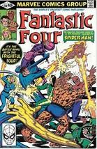 Fantastic Four Comic Book #218 Marvel Comics 1980 VERY FINE+ - $5.48