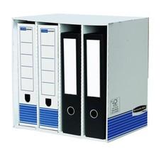 Bankers box system de chez fellowes organiseur bureau - 4...  - $111.33 CAD