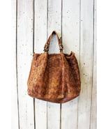 Intreccio 79 handmade woven leather bag  - $359.00