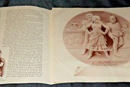 """""""Carmen"""" Di Volteradici Commemorative Plate by Gene Ruggeri AA20-CP2330 Vintage image 9"""