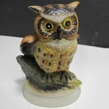 Ceramic owl #3 - $12.92