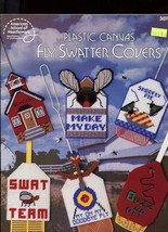 Fly Swatter Covers Plastic Canvas Pattern ASN3074 - $6.27
