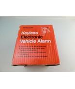 Mobile Alert Keyless Electronic Vehicle Alarm No.49-781 For Cars, Trucks... - $19.79