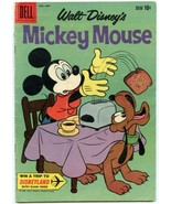 Mickey Mouse 73 Sep 1960 VG+ (4.5) - $11.45