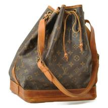 LOUIS VUITTON Monogram Noe Shoulder Bag M42224 LV Auth 9653 GULE - $300.09