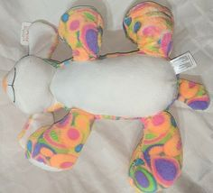 Fiesta A51766 Mod Squad 12 Inch Multi Colored Groove Floppy Dog Age 3 Plus image 4