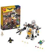 The LEGO Batman Movie 2018 Egghead Mech Food Fight (70920) [New] Buildin... - $38.97