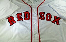 JACKIE BRADLEY JR / BOSTON RED SOX / AUTOGRAPHED RED SOX CUSTOM JERSEY / COA image 2