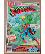 SUPERMAN, VOL. 1 #353 GD 1980 comic - $1.50