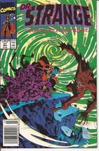 Marvel Dr. Strange Sorcerer Supreme #27 Magic Spells Action Mystic Drama - $3.95
