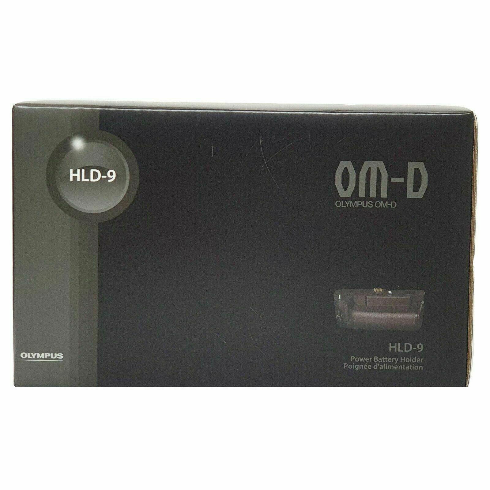OLYMPUS HLD-9 Power Battery Grip for OM-D E-M1 Mark II