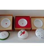 Macys Holiday Lane Ceramic Tricket Box Choose Box - $5.94