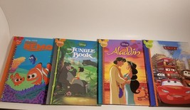 Lot of 4 Disney Wonderful World of Reading Childrens Books, Early Moments - $18.69
