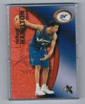 2000-01 E-X Essential Credentials #99 Richard Hamilton NM-MT /201  - $14.84