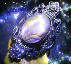 Haunted Ring Mastery Of Claiming The Unattainable Power Secret Ooak Magick - $8,707.77