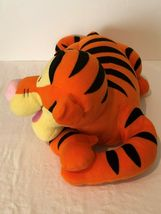 "Disney Tigger Plush 22"" Stuffed Animal Large Tiger Laying Down Big Soft Toy image 5"