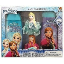 NEW Disney Frozen 3 in 1 Body Wash Shampoo and Conditioner  Gift Set - $13.16