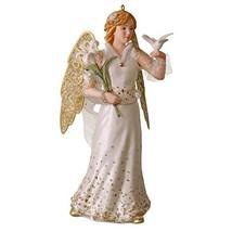 Hallmark Keepsake Christmas Ornament 2018 Year Dated, Christmas Angels P... - $22.76