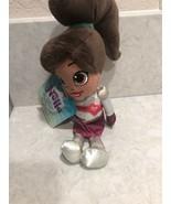 Nickelodeon Nella The Princess Knight Knight Nella 11-Inch Plush A17 - $12.95