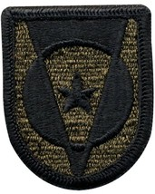 United States Army 5th Transportation Command Patch - $5.29