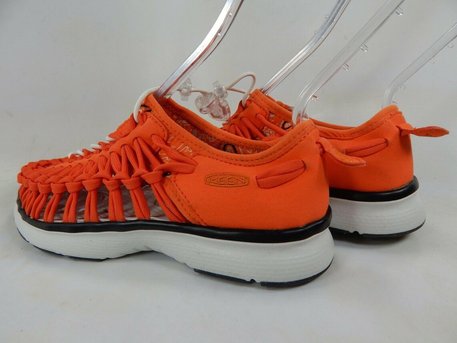 Keen Uneek O2 Talla 7M (B) Eu 37.5 Mujer Deporte Sandalias Rojo Tango / Naranja