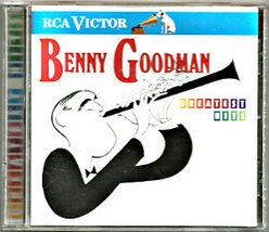 1996 BENNY GOODMAN GREATEST HITS CD Jazz Big Band Swing Music 15 Songs P... - $3.00