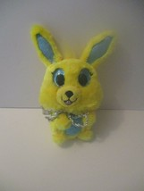 Hatchimals Hatchibuddies Bunwee Yellow Bunny Plush Rabbit Stuffed Animal - $7.75