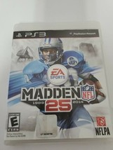 Madden NFL 25 PLAYSTATION 3 (PS3) Action / Adventure (Video Game) - $3.47