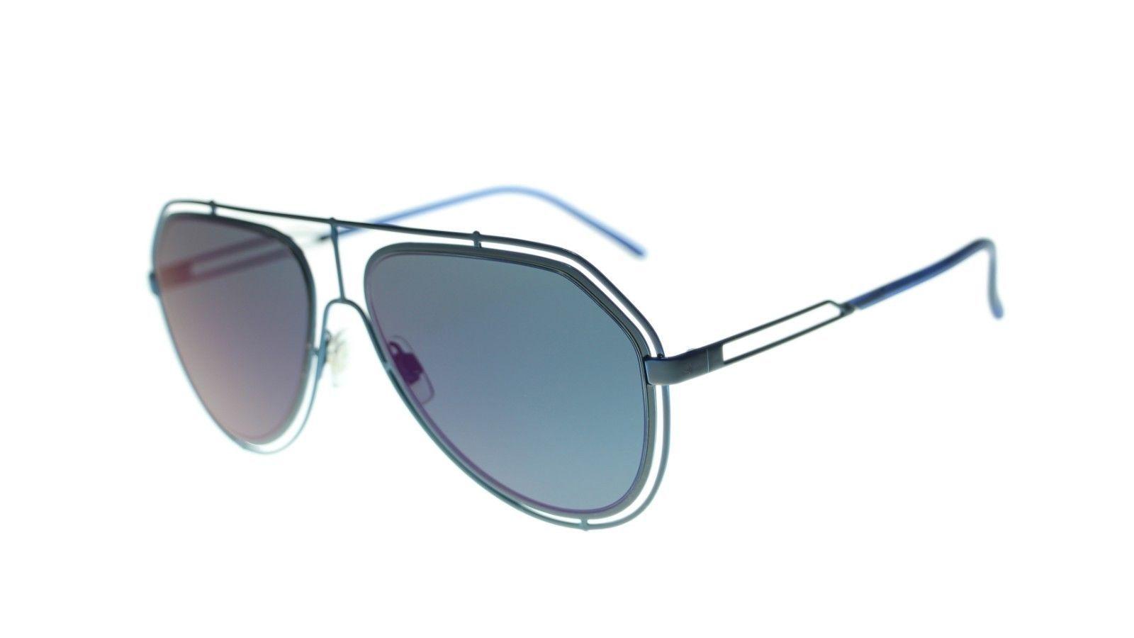 0812e0112c8 57. 57. Previous. Dolce   Gabbana DG2176 131096 Blue Metal Aviator  Sunglasses Dark Grey Lens · Dolce ...
