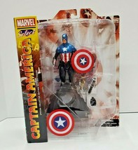 Marvel Special Select Captain America Special Collector Edition  - $18.70