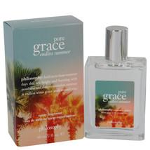 Pure Grace Endless Summer by Philosophy Eau De Toilette Spray 2 oz for W... - $55.85