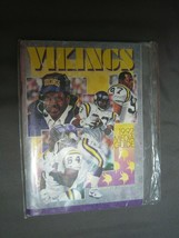 Vikings 1992 Media Guide - $9.99