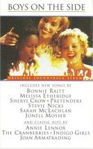 various artists: Boys on the Side (used original soundtrack cassette) - $14.00