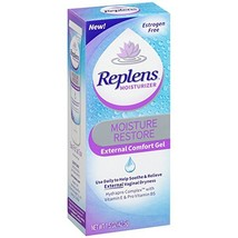 Replens External Comfort Gel 1.5 Ounce Pack of 2