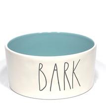Rae Dunn Magenta Ceramic Pet Bowl BARK - $14.50