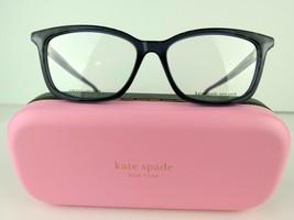 Kate Spade Jennilyn / F (OT7) Plum Transparent 52-15-145 Eyeglass Frames - $71.20