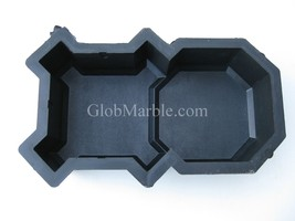 Beton Gussform, Pflaster Stepping-stone Gussfor... - $15.73