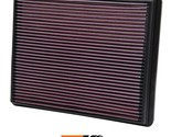 K&N Replacement Air Filter Fits Chevrolet Silverado 33-2129