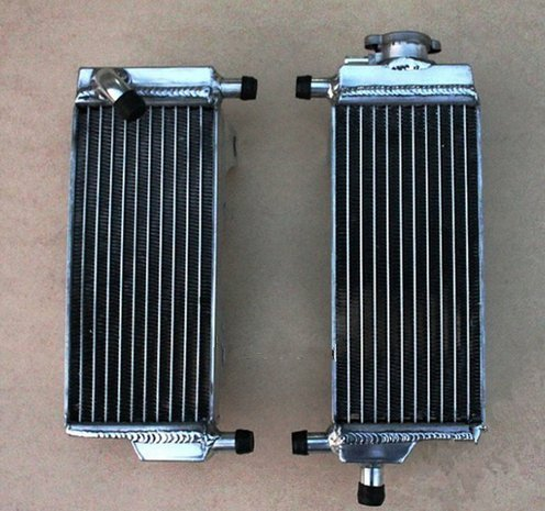 GOWE RADIATOR For ALUMINUM/ALLOY RADIATOR For Honda CR250R CR 250 R 2-stroke 199