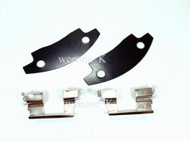 Disc Brake Hardware Kit Front FOR ISUZU RODEO D-MAX 2002 - 2011 - $16.32