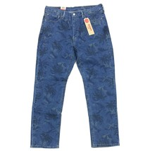 New Levi's 541 Athletic Fit Jeans ALL SIZES Stretch Fit Floral Denim Big Tall - $44.99