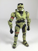 McFarlane Toys Halo 3 Series 2 Olive Spartan Solider EOD Armor Action Fi... - $14.84