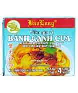 Banh Canh Cua Soup Seasoning, 4 Cubes, Pack of 1 - $6.88