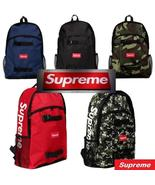 Supreme Backpack Bag Box Logo School Original Fast Free US Shipping New ... - $49.95