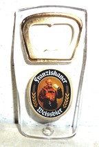 2 Franziskaner Munich Weissbier Promotion-Only German Bottle Opener - $19.95