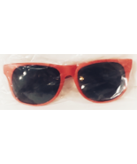 Crazy Rich Asians red orange logo sunglasses, New/unopened - $28.88